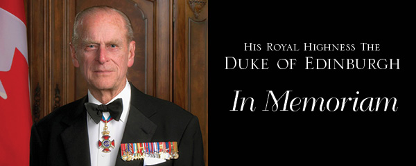 Passing of Prince Phillip